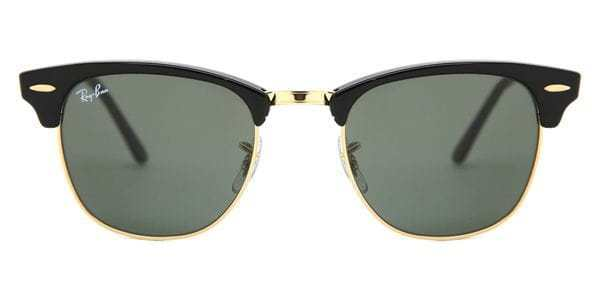 ray-ban, Clubmaster, sunglasses